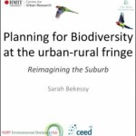 Planning for biodiversity at the urban-rural fringe
