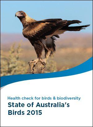 2015 State of Australia's Birds Report