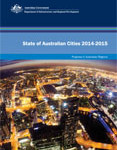 State of Australian Cities 2014–2015